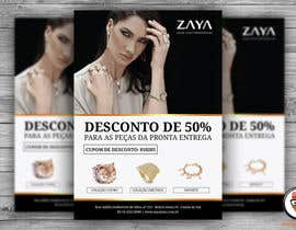 #17 for Flyer Zaya by nuwancreation