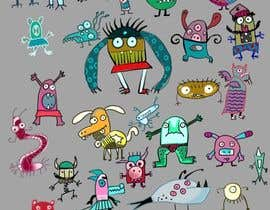 #17 for Create monster drawings for mobile game by unsoftmanbox