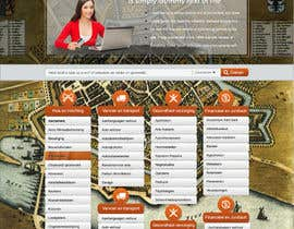 #9 untuk re-design a website design | 3 pages oleh JoomlaVogue