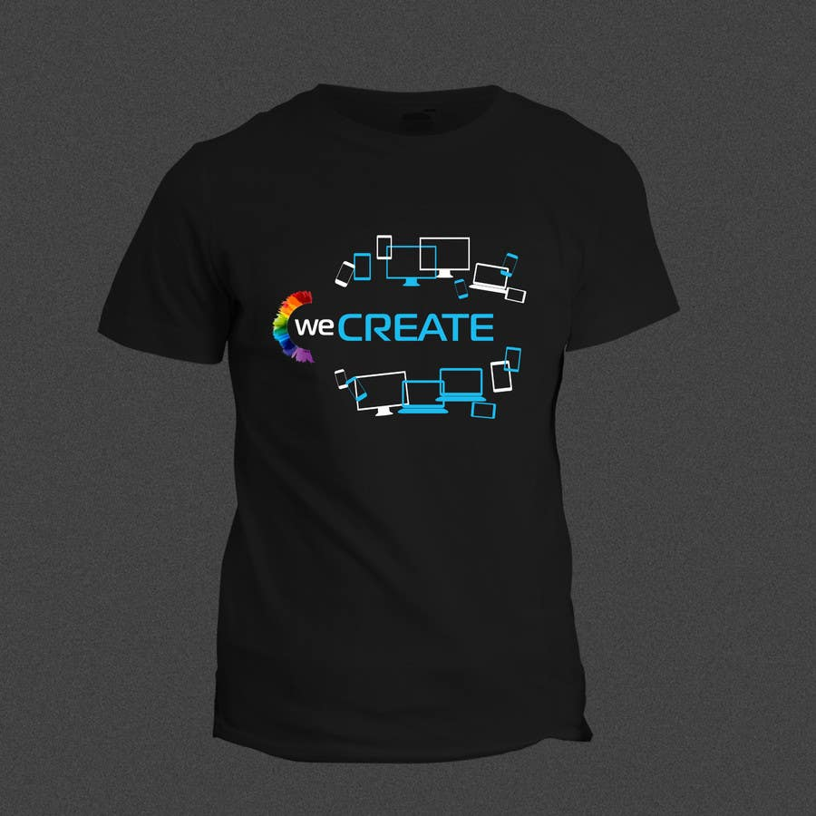 #14 for Design a T-Shirt for Web Design Company by adstyling