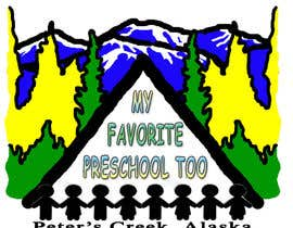 Nro 4 kilpailuun Design a Logo for Alaska Preschool käyttäjältä pcorpuz