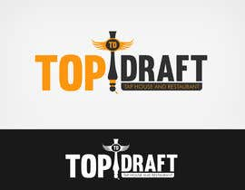 #64 for A logo for TopDraft by Lozenger