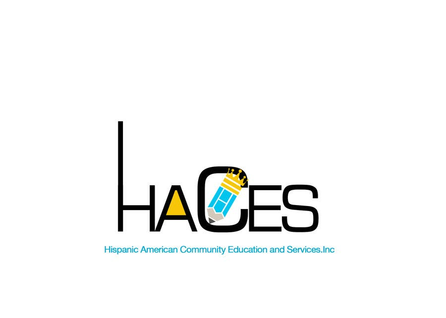 #23 for Design a Logo for HACES by urbeebiswas