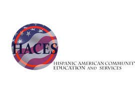 #65 para Design a Logo for HACES por PedroVidal2k14