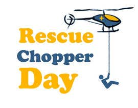 #53 for Design a Logo for new rescue helicopter fundraising day by Qoutmosh