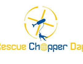 #61 for Design a Logo for new rescue helicopter fundraising day by Qoutmosh