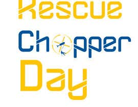 #62 for Design a Logo for new rescue helicopter fundraising day by Qoutmosh