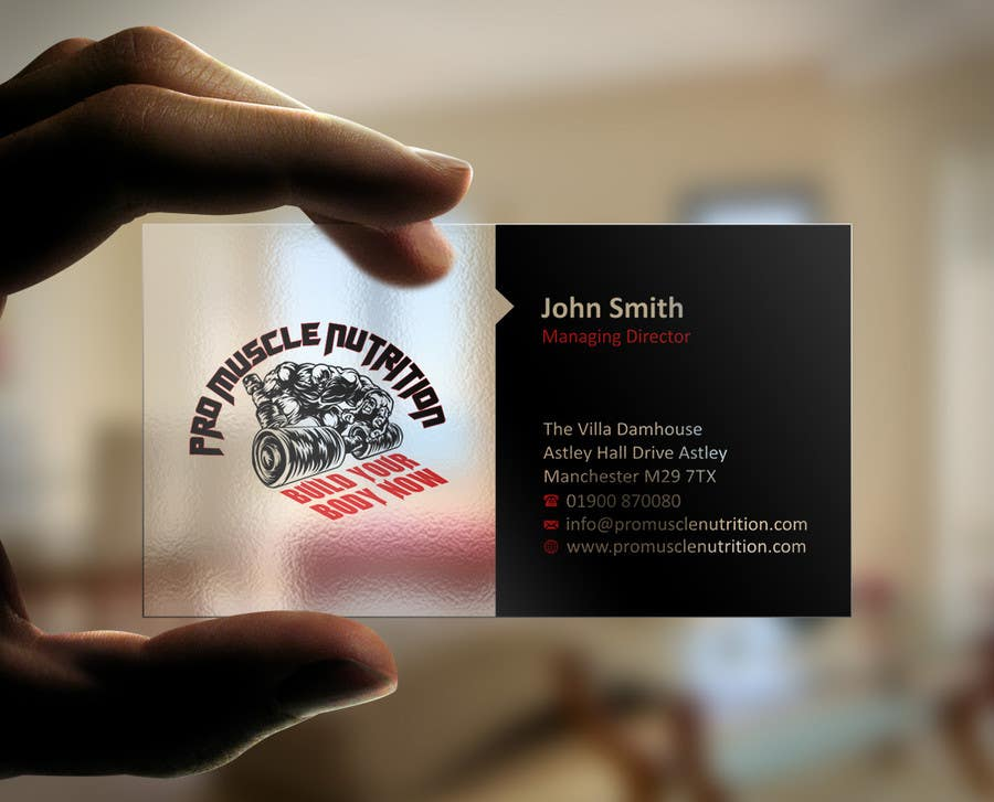 Entry #38 by ezesol for Design some Business Cards for a ...