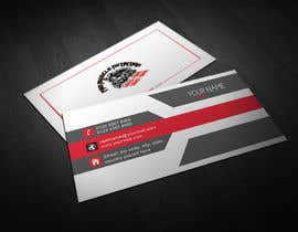 #85 for Design some Business Cards for a Supplement store by tahira11