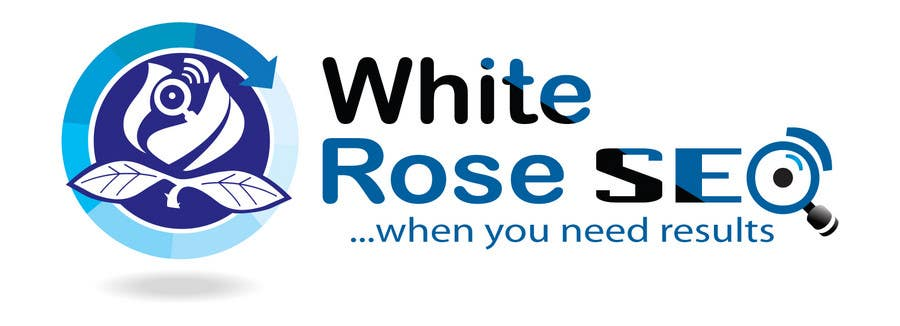Конкурсная заявка №274 для Logo Design for White Rose SEO (www.whiteroseseo.com)