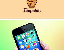 Logozavr tarafından Design a Logo for Tappetite, the world's first virtual P2P bakery için no 127