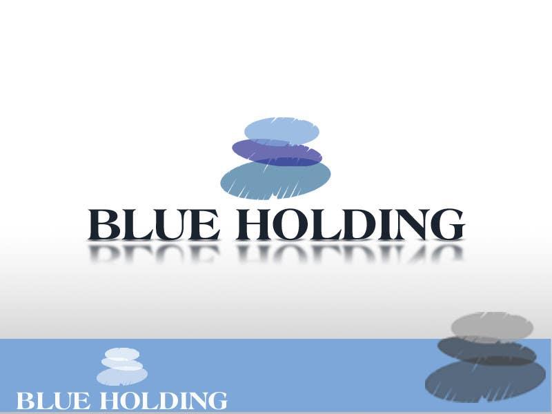 #31 for Logo Design for Blue Holding by ciprianvlaicu
