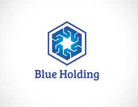#48 cho Logo Design for Blue Holding bởi Mackenshin
