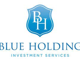 #29 for Logo Design for Blue Holding by JoGraphicDesign