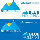 Contest Entry #19 for Logo Design for Blue Holding