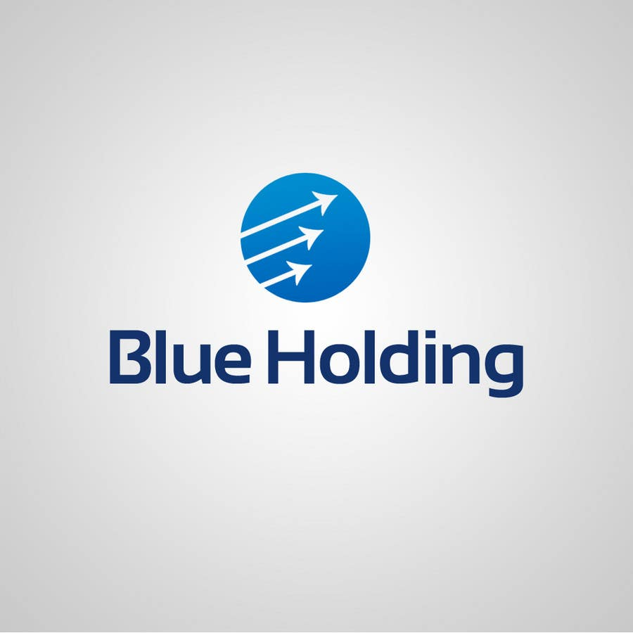 #97 for Logo Design for Blue Holding by adiprasetyo
