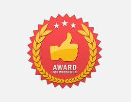 #12 para Website Award logo por mirosvecdesign