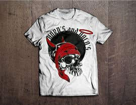 #16 para Design a T-Shirt, HAT AND BANDANAS for BIKERS por japinligata