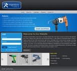 Graphic Design Entri Peraduan #32 for Website Design for Ingenious Tools