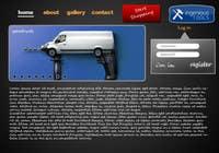Website Design Entri Kontes #14 untuk Website Design for Ingenious Tools