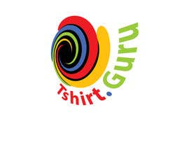 #46 for Design a Logo for tshirt.guru af marlopax