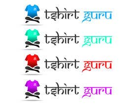 #53 for Design a Logo for tshirt.guru af vishakhvs