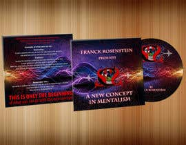 #3 for Create Print and Packaging Designs for magic (mentalism) DVD cover af dalizon