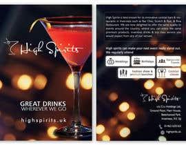 rajcreative83 tarafından Design a flyer for a cocktail company için no 15