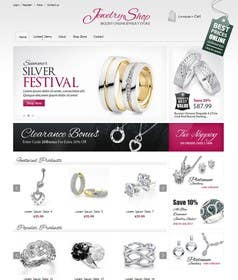 #3 for Website design for a jewellers - Please read the brief. by infinittech1