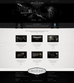 #22 for Website design for a jewellers - Please read the brief. by mbr2