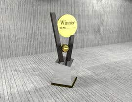 #15 for Award/Trophy design for 3d Printing af SaiSengMain