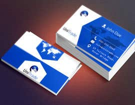 #48 untuk Design some Business Cards for an Import/Export Company, with this logo. oleh serkanferat