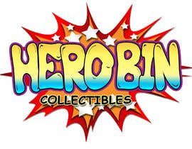 nº 36 pour Design a Logo for Hero Bin Collectibles par ralphkriss831