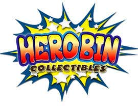 #37 cho Design a Logo for Hero Bin Collectibles bởi ralphkriss831