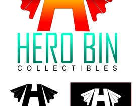 nº 13 pour Design a Logo for Hero Bin Collectibles par lapogajar