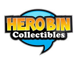 nº 33 pour Design a Logo for Hero Bin Collectibles par MyPrints