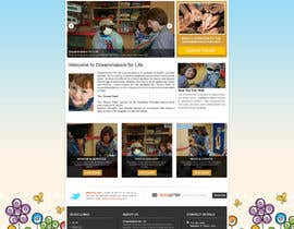 #27 para Design a Website Mockup for http://dreamforlife.org/ por sayedphp