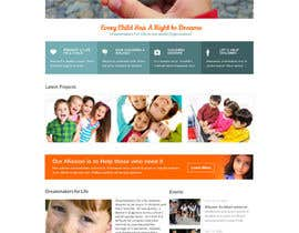#6 para Design a Website Mockup for http://dreamforlife.org/ por preside