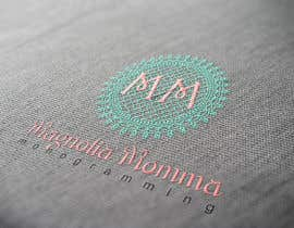#74 for Design a Logo for Magnolia Momma af miglenamihaylova