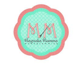 #77 for Design a Logo for Magnolia Momma af miglenamihaylova