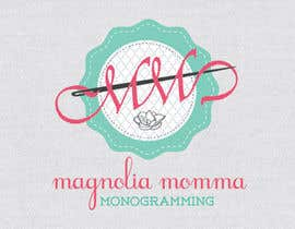 #101 para Design a Logo for Magnolia Momma por crobila