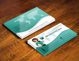 nº 40 pour Design some Business Cards for Atlas Administrative Support par pointlesspixels