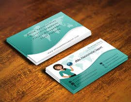 nº 45 pour Design some Business Cards for Atlas Administrative Support par pointlesspixels
