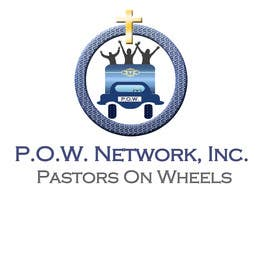Graphic Design Contest Entry #6 for P.O.W. [Pastors On Wheels]