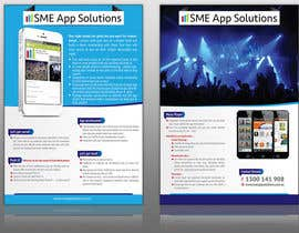 #13 for Create Flyer / Fact sheet for Fan Apps by tahira11