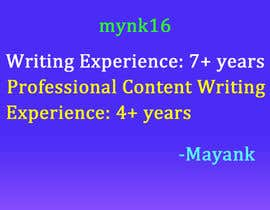 #13 for customer feedback writing af mynk16
