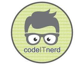 #37 para Design Company Logo for codeitnerd.com por Kaustubharj