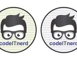 #51 para Design Company Logo for codeitnerd.com por Kaustubharj