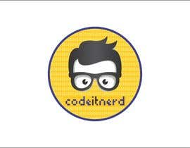 #56 para Design Company Logo for codeitnerd.com por Kaustubharj