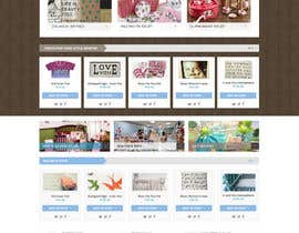 #15 for Design a new promotions layout for an eCommerce website homepage af Pavithranmm